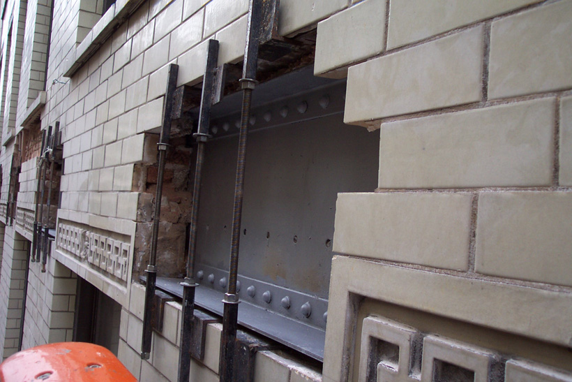 masonry wall bracing - Masonry Block Wall Design